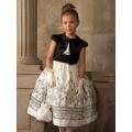 Нарядные платья для девочек итальянского бренда Perlitta